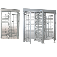 Magnetic turnstiles